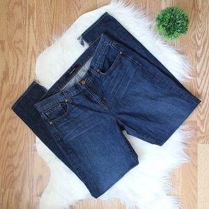 J Brand Aidan Slouchy Boyfriend Jeans 28 EUC
